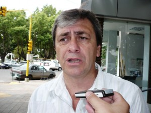Presidente del Distrito Ing. Ricardo Brassesco (foto archivo)