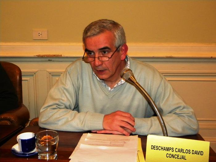 Carlos Deschamps