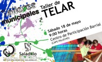 130516 TALLERDETELAR18demayo