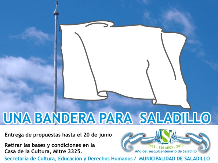 130606 una bandera para Saladillo