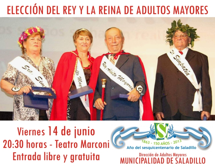 130611 Rey y reina mayores 2013