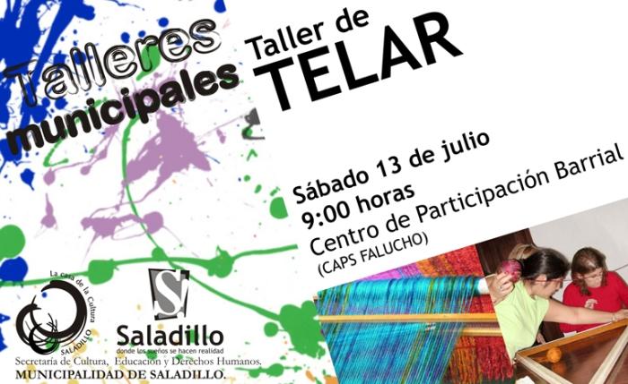 130710 TALLER DE TELAR sabado 13