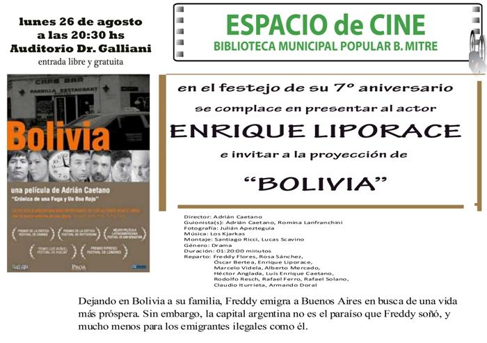 130826 Aniversario Cine Club