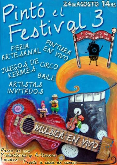Pinto el festival 3