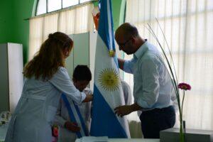130912 Donacion bandera