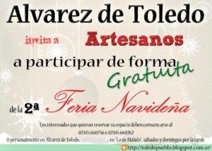 130923 feria artesanos convocatoria2013