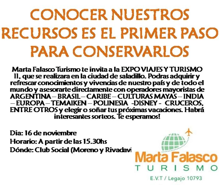 131107 EXPO Viajes y Turismo II