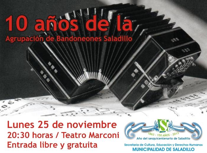 131124 placa tango lunes 25 de noviembre