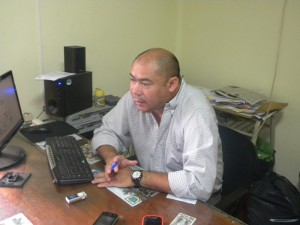 140203 Carlos Quiroga