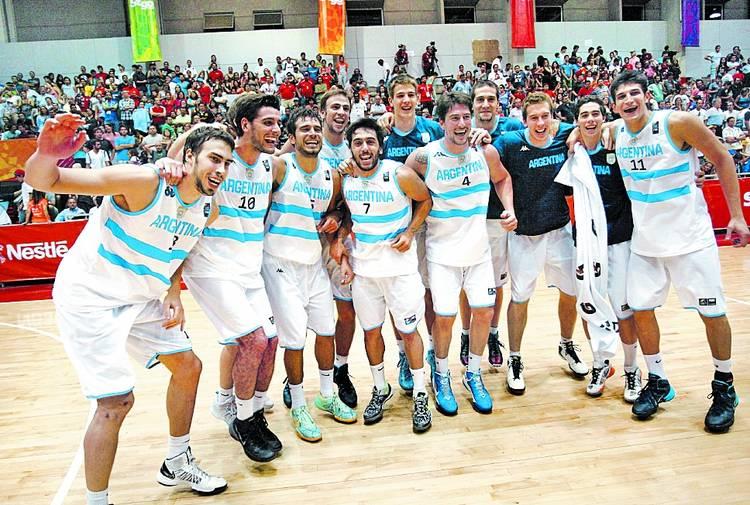 140318 Seleccionado basquet Delia-Chile-EFE