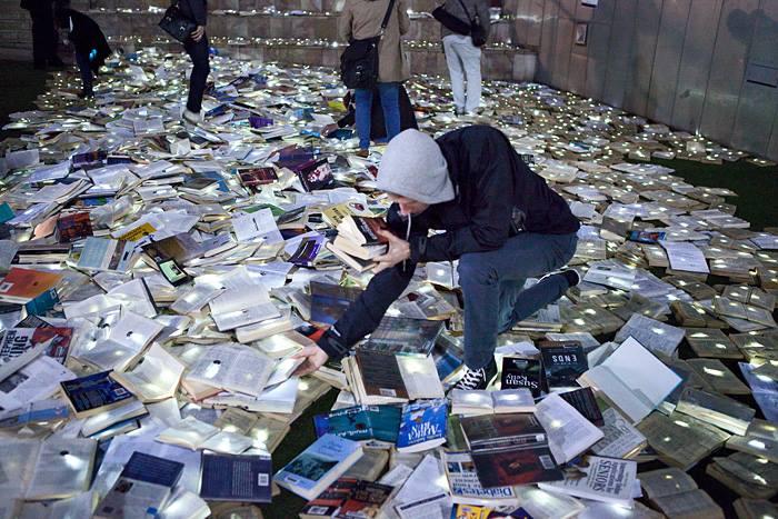 140318 Siembra de libros