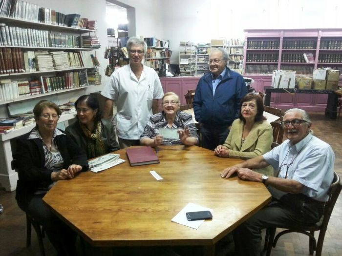 140413 Armendariz Biblioteca Mitre