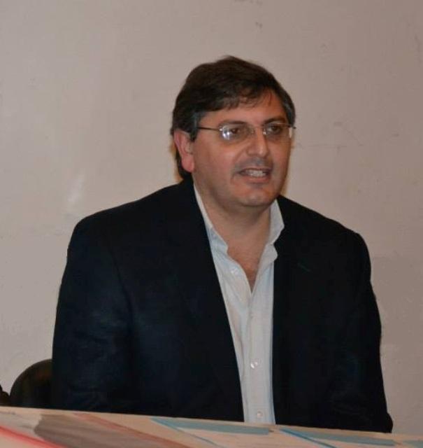 Diputado Provincial Walter Abarca