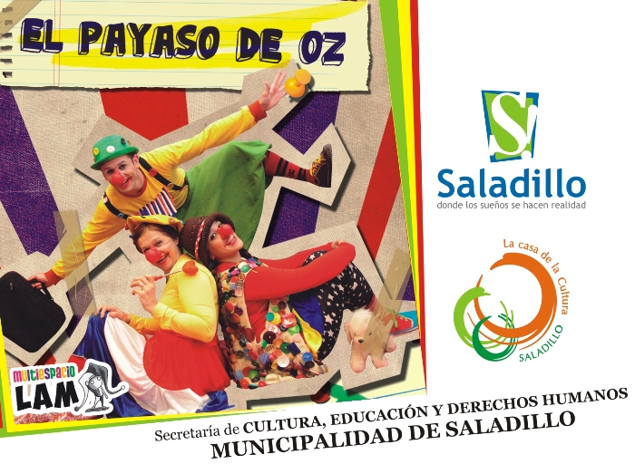 140506 EL PAYASO DE OZ