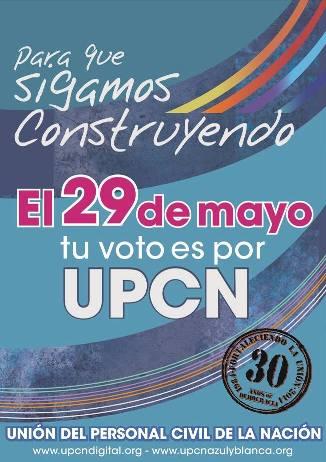 140526 Elecciones UPCN