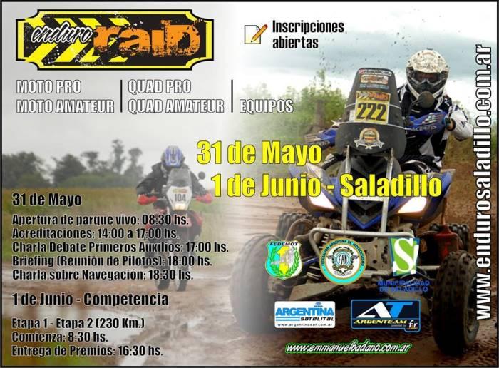 140527 Enduro Raid