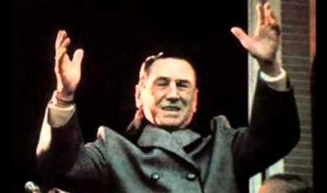 Juan Domingo Perón President Of Argentina Essay