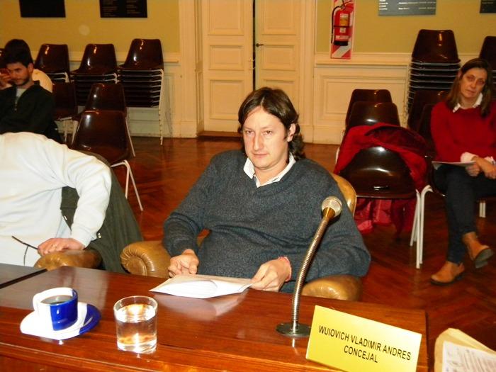 140715 Octava sesion Vladimir Wuiovich