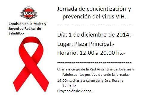 141127 jornada VIH