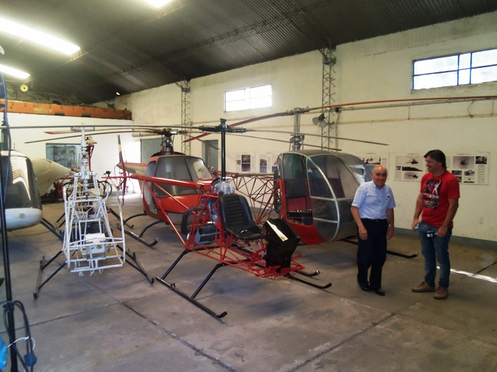 Fabrica Argentina de Helicopteros Cicare, Orgullo Nacional