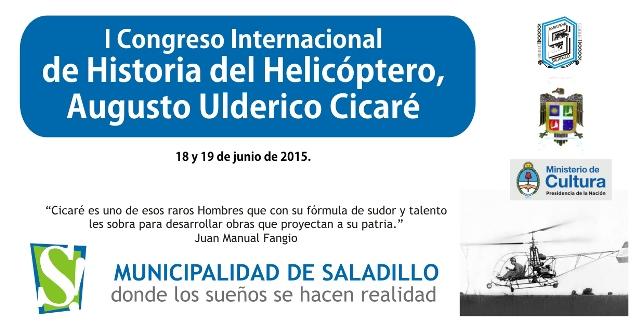 carpeta congreso helicoptero