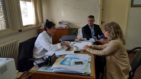 Visita al Hospital MDP (1)