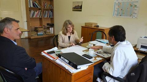 Visita al Hospital MDP (2)