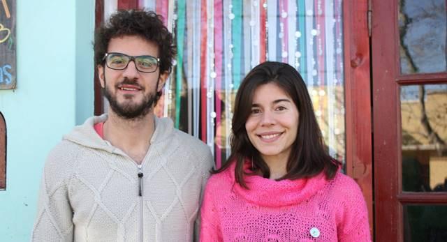 CCV 003 Marcelino Castellani y Lucila Garay, protagonistas del film
